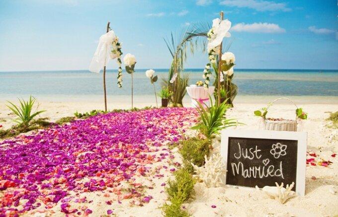 Свадебное путешествие: куда поехать в 2015 году?