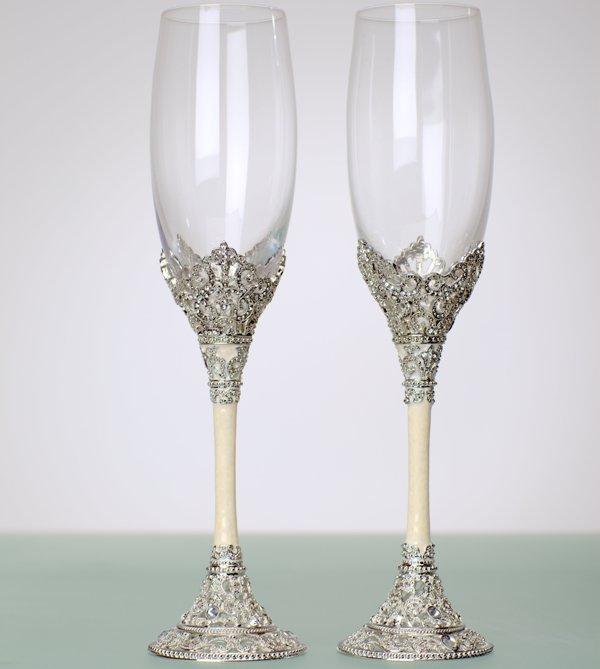 Свадебные бокалы Калифорния - Магазин - Организация идеальной свадьбы в Черкассах - проведение свадьбы Твоей мечты!
