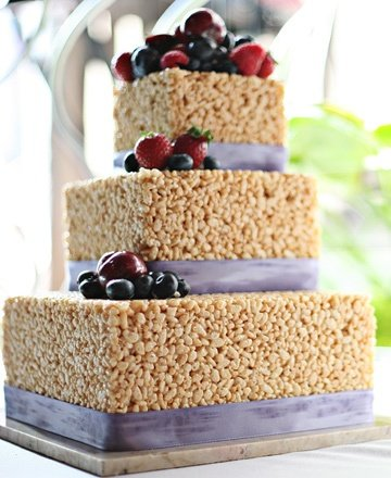 Свадебные торты: самые популярные советы