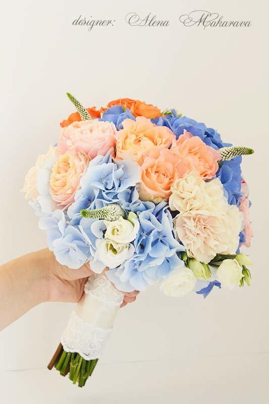 Свадебный букет -это важная деталь, которая помогает дополнить образ невесты.Букет невесты.