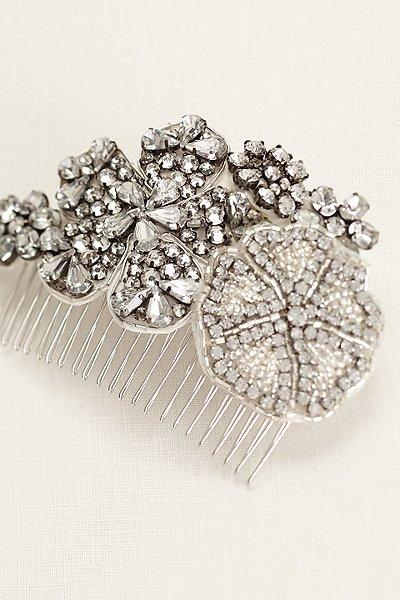 Свадебный бутик - Ободки и гребни
