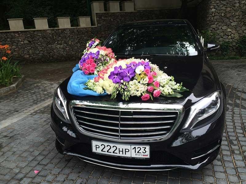 Свадебный кортеж или автомобиль на свадьбу