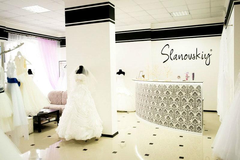 """Свадебный салон """"Slanovskiy"""" Сургут """"Слановски"""" Свадебные платья купить, каталог, салон. Где примерять свадебное платье? Цены на свадебные платья в России Сургут"""