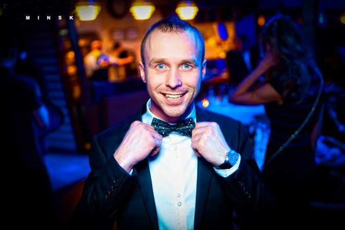 Тамада - ведущий на свадьбу в Минске - Артем Астровлян фото 01