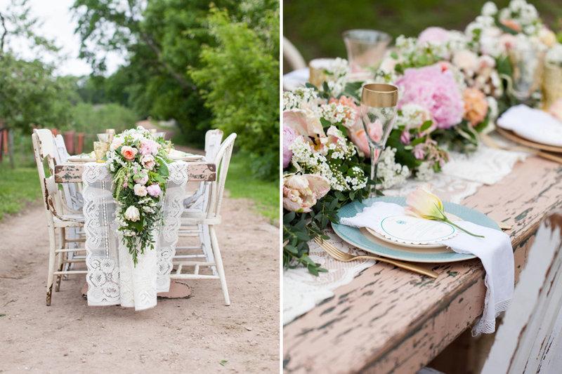 Тенденции в оформлении свадеб, свадебные тренды в 2016 году
