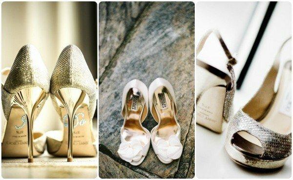 Туфли для невесты на свадьбу: как выбрать свадебную обувь, фото - allWomens