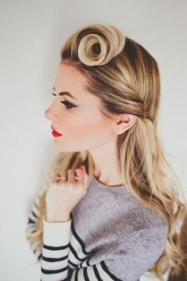 Вечерние прически для длинных волос: фото