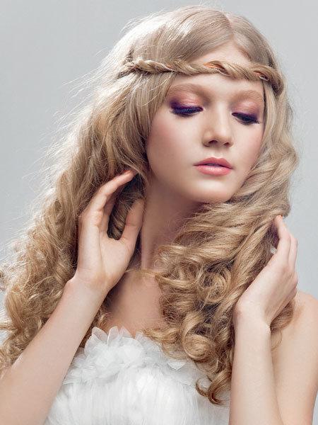Весенний свадебный макияж | Красота | Wedding-magazine.ru - все о свадьбе для невест!