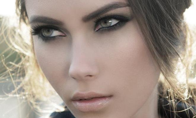 Видео по созданию макияжа смоки айс