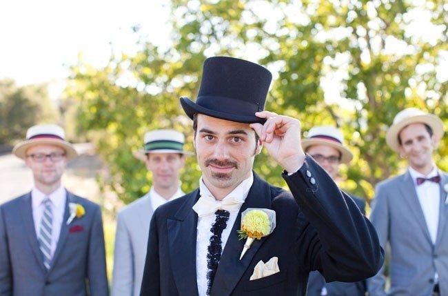 Жених в шляпе: за или против?
