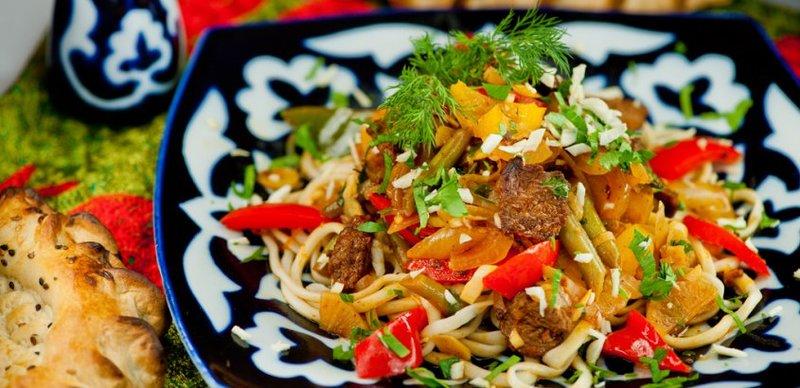 Узбекские блюда рецепты с фото