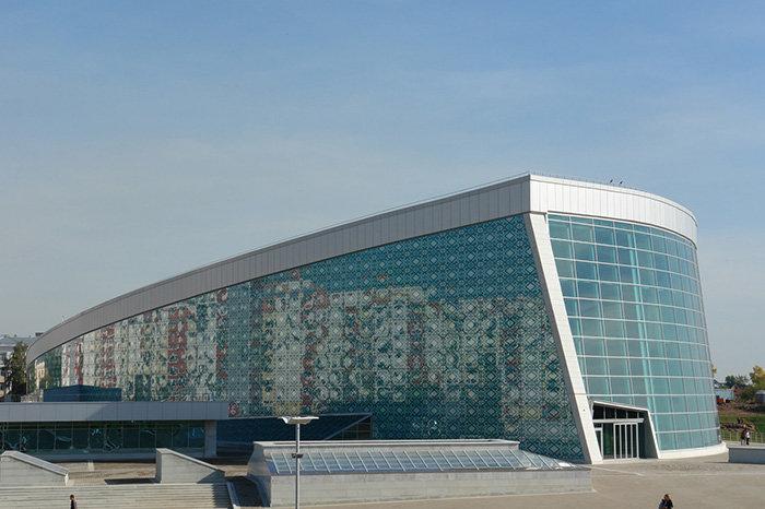 Конгресс-холл Республики Башкортостан