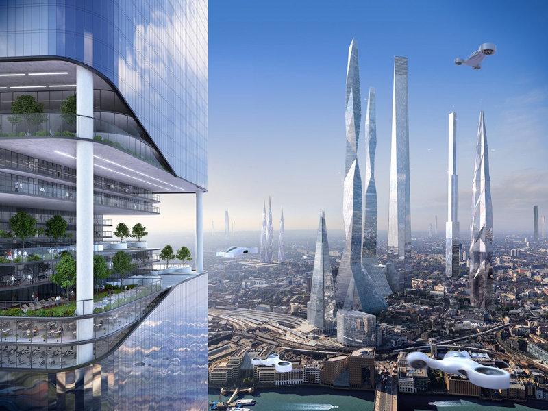 7 признаков архитектуры будущего Новые масштабы прочности