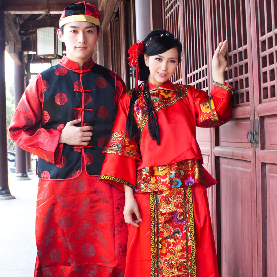 Для, картинки китайцы в национальных костюмах