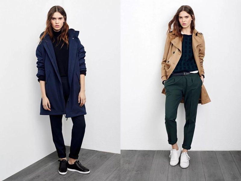 Модные брюки осень 2015