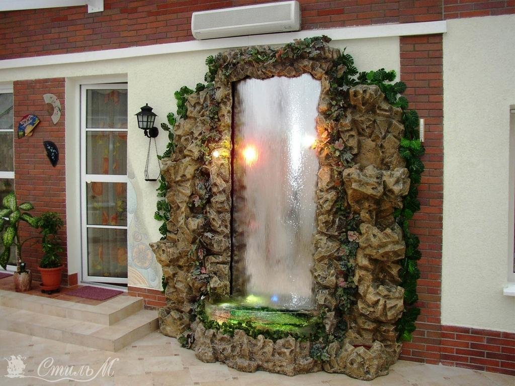 """Оригинальный фонтан арка"""" - карточка пользователя silversoul."""