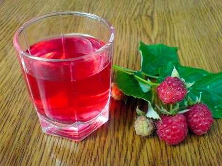 Настойка из красной ягоды от Бабушки Вали