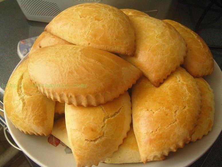 Печенье сочники с творогом