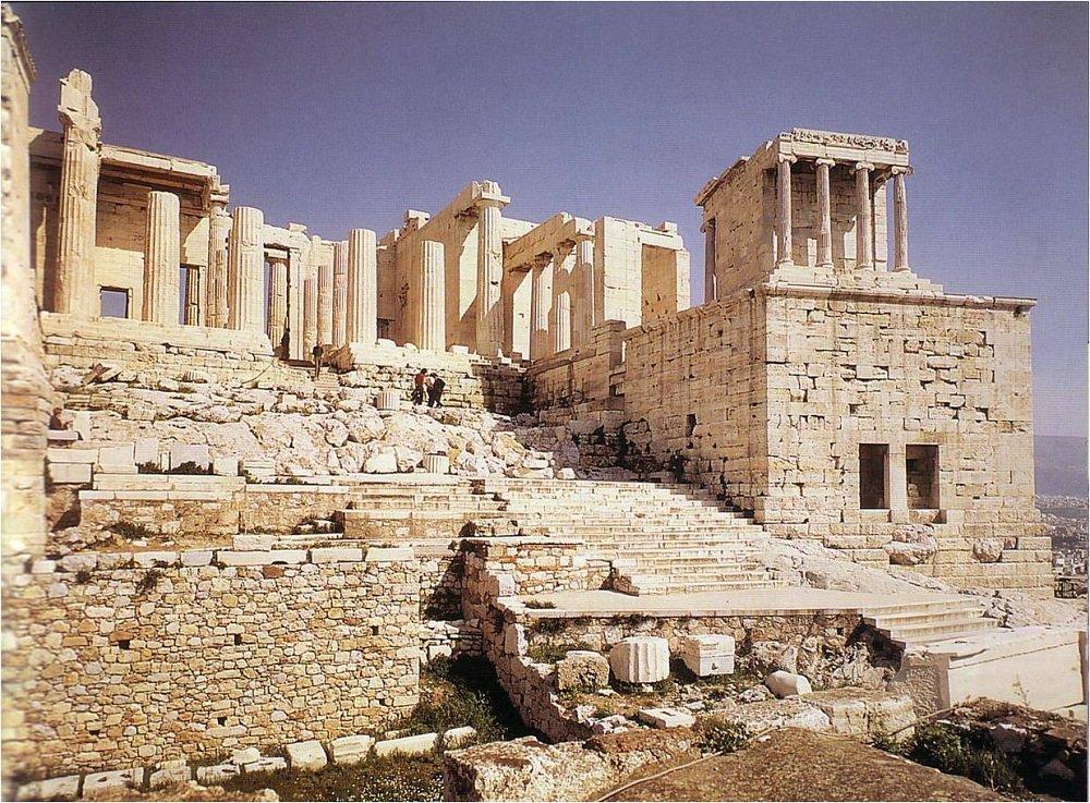 Картинки по запросу аттика древние постройки