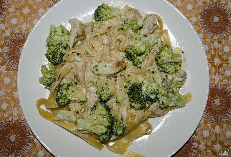 блюда из капусты брокколи рецепты с фото