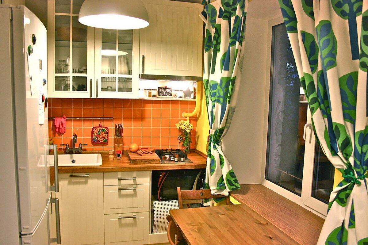 Кухня 3 кв.м. (8 фото): дизайн маленькой кухни 3 кв.метра.