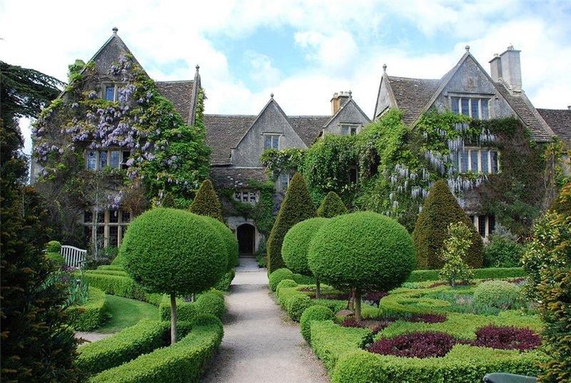 Сад поместья Айфорд, Англия