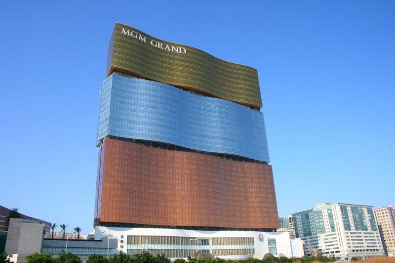Отель MGM Grand в Макао, Китай