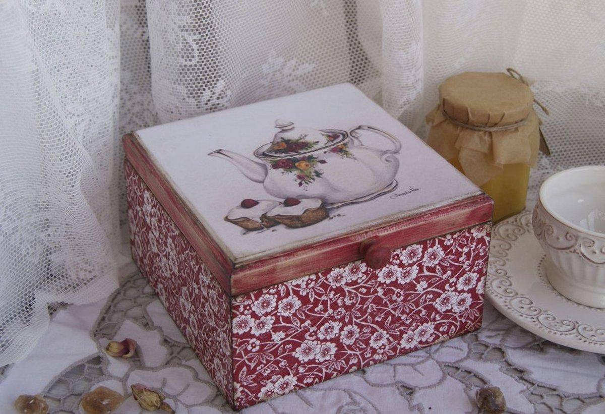 Картинки на чайную шкатулку центральную