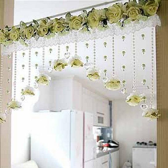 Как украсить шторы своими руками фото 12