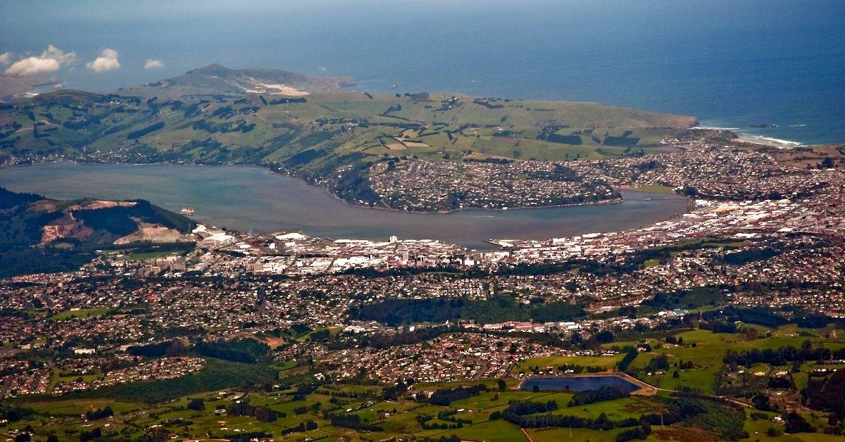 город в новой зеландии данидин фото собственному желанию написал