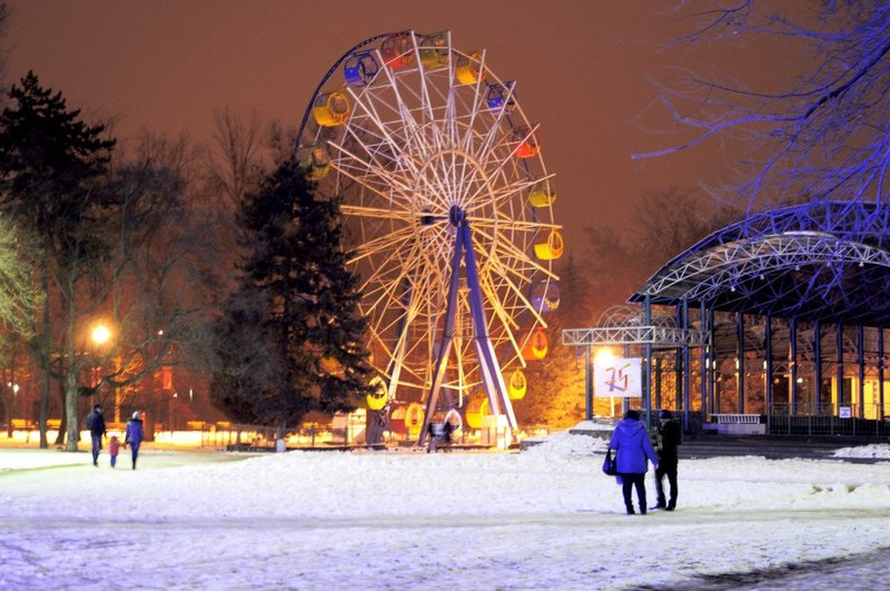 Обзорные экскурсии по Музею Парка Горького
