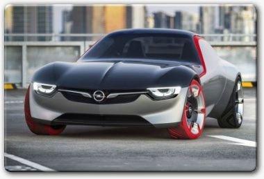 Под капотом Опель GT Concept 3-цилиндровый двигатель объёмом 1,0 литр. Турбированный алюминиевый агрегат развивает 145 лошадиных сил