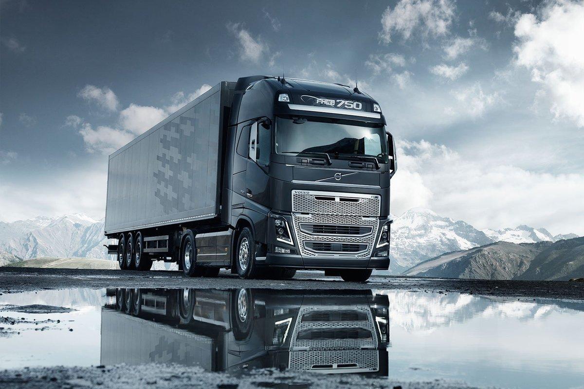 чем фото грузовых дорогих машин вольво результате получился пикантный