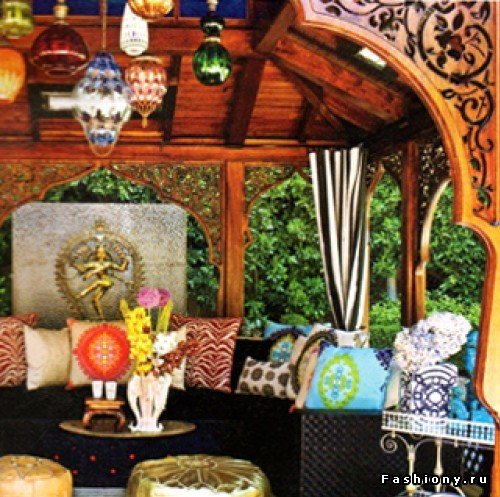 Модные интерьеры знаменитых людей / шикарные дома и интерьеры фото