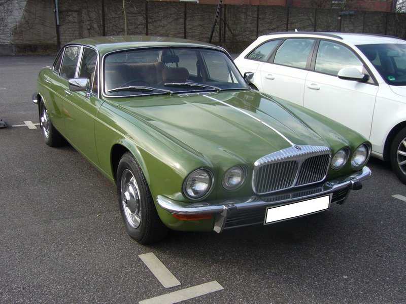Daimler Sovereign (MkI)