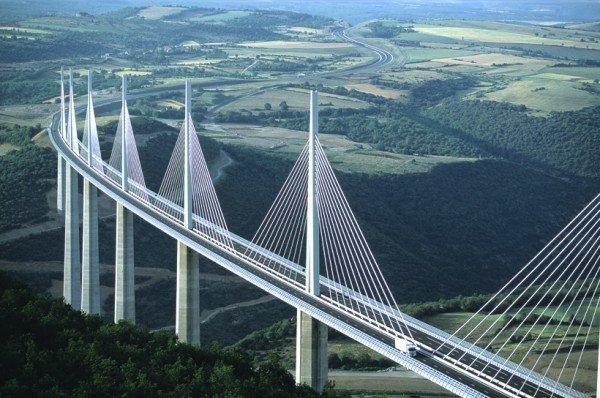 Мост над облаками