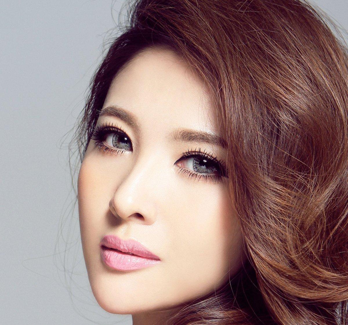 макияж для азиаток начинает