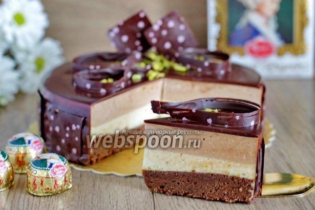 торт моцарт рецепт с фото