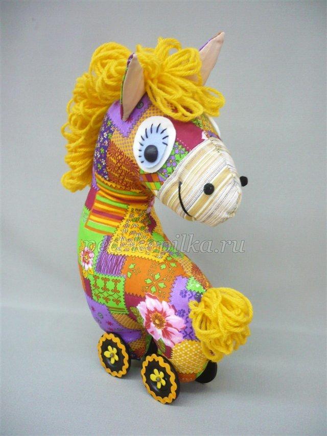 Лошадка своими руками мастер класс фото 594