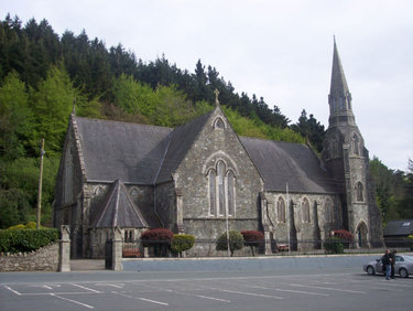 неоготический стиль архитектуры в ирландии
