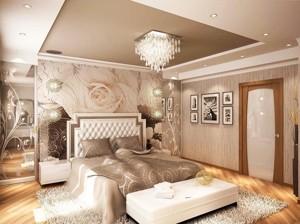 интерьер спальни зала фото зал и спальня в одной комнате секреты