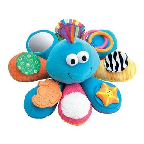 Игрушки для детей до года своими руками