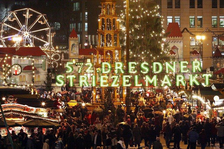 Дрезден, или, как его называют, Флоренция на Эльбе, запомнится 11 связанными друг с другом ярмарками.