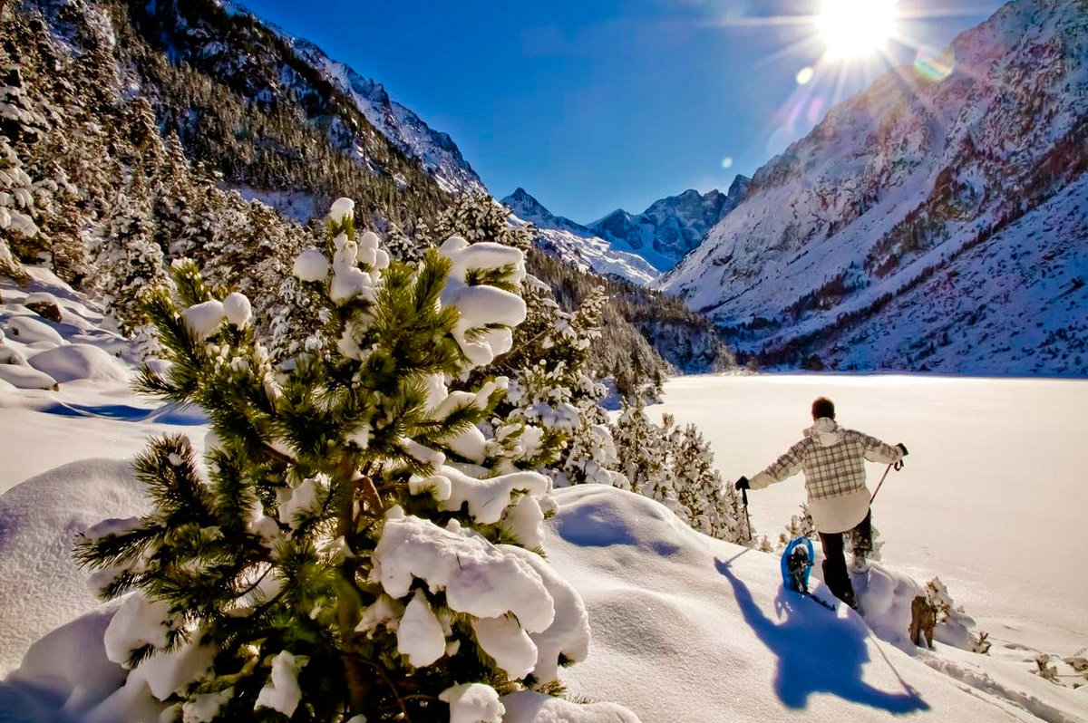 Андорра горнолыжный курорт фото
