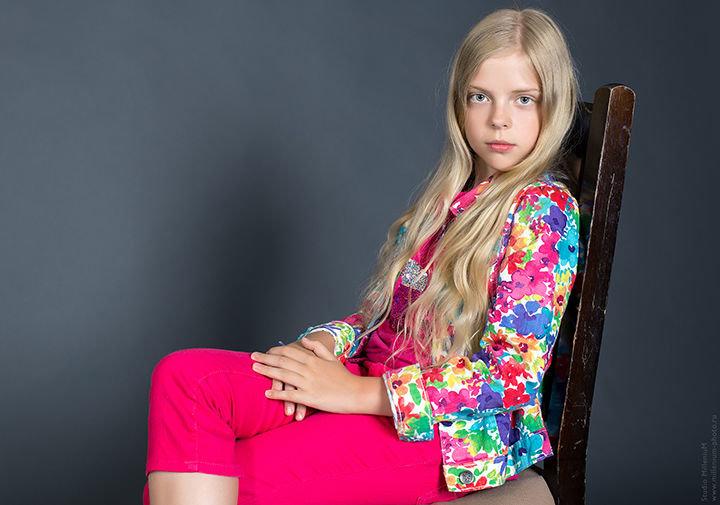 Наша студия выполняет все виды детских фотосессий в СПб.