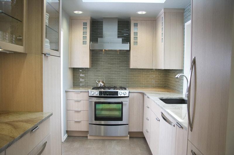 Лучшие идеи и варианты оформления небольшой кухни.