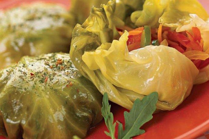 блюда из капусты рецепты