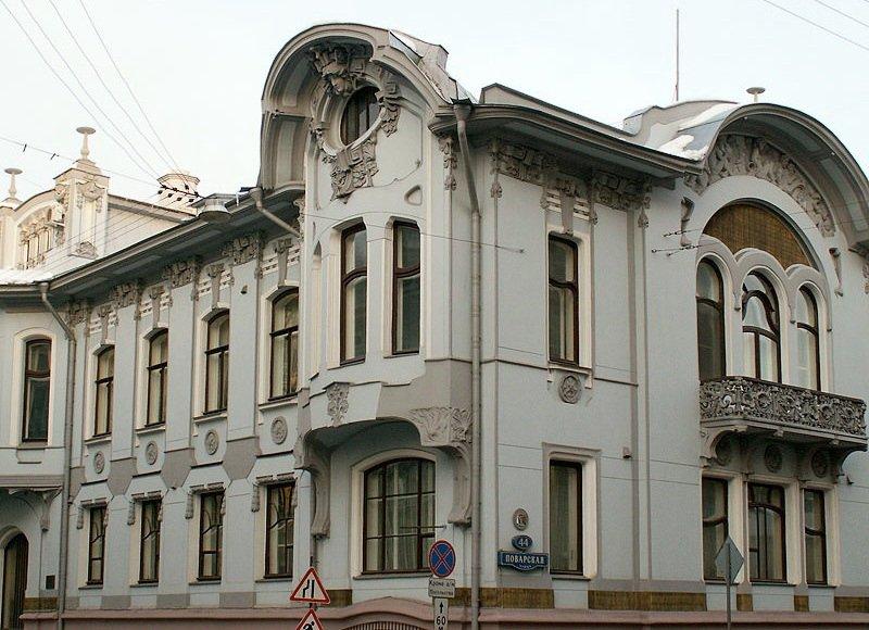 особняк Миндовского в Москве