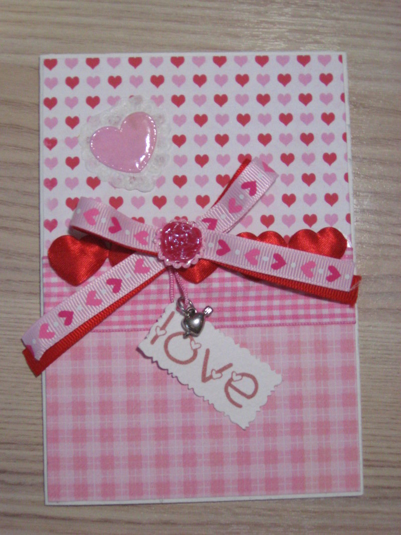 Открытка признание в любви своими руками из, открытки