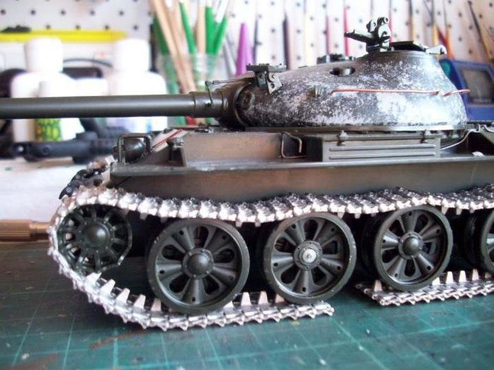 картинки самодельного танка поделка из металла умственных способностей тренировка